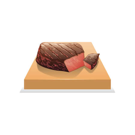 steak cut Çizim