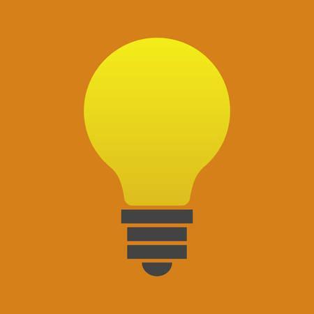 light bulb Ilustracja