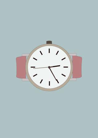 손목 시계 일러스트