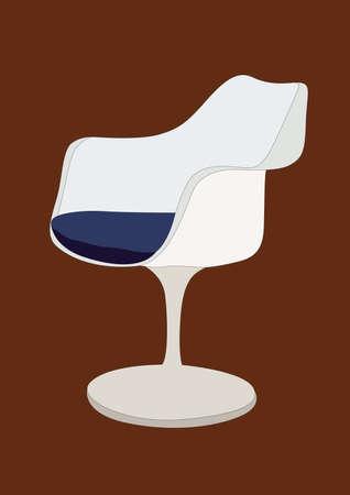 Chaise Banque d'images - 81419811