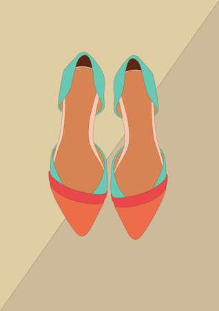 shoes Illustration