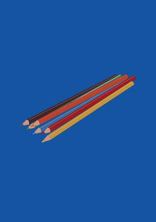 연필 색상