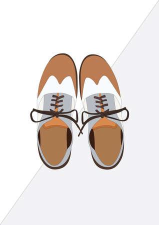 shoes 矢量图像
