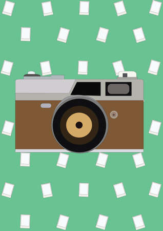 camera Ilustração