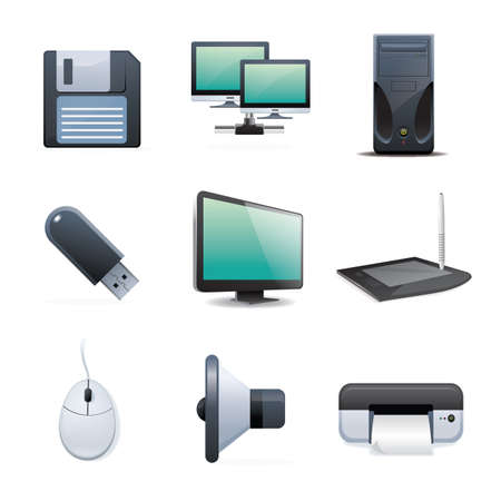 collection of digital device and machine