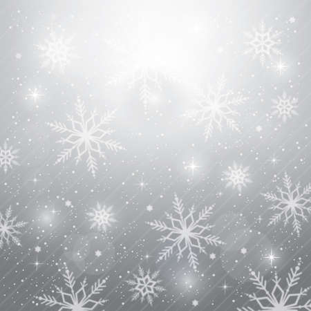 snowflake patterned background Çizim