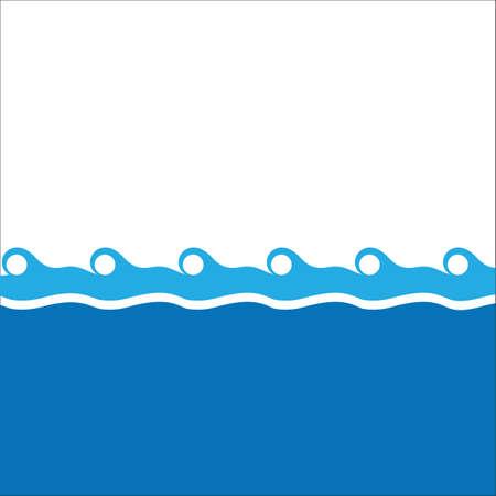 water waves Stock fotó - 81537310