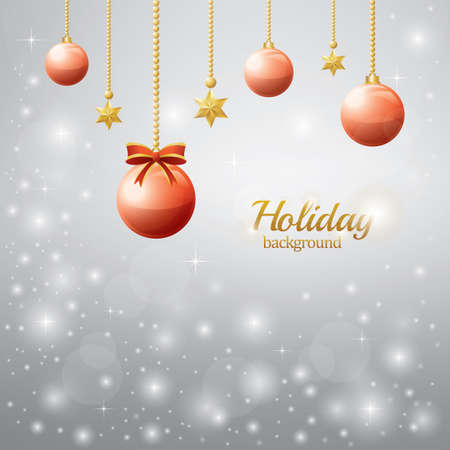 holiday background Ilustracja