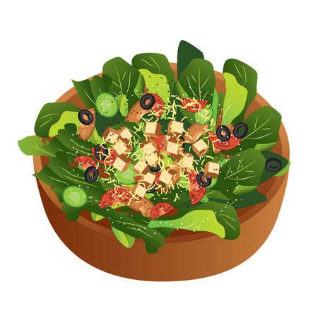salad Imagens - 81419990