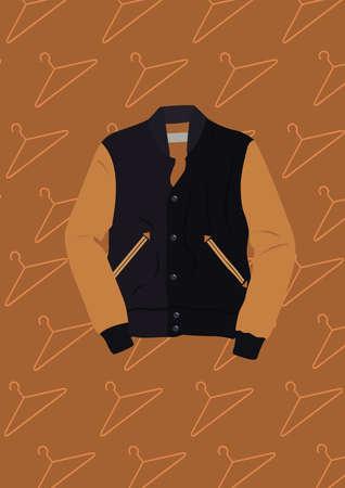 jacket Stock Vector - 81536998