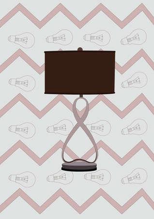Lampe Standard-Bild - 81537010