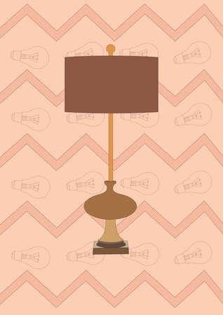Lampe Standard-Bild - 81537003