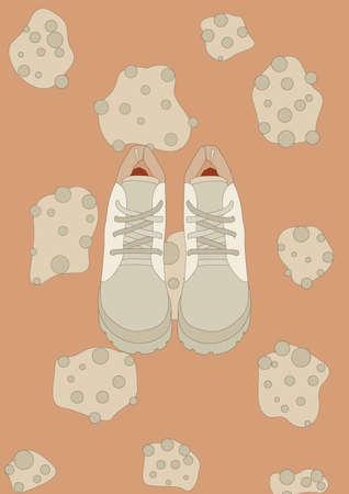 shoes Stock Illustratie