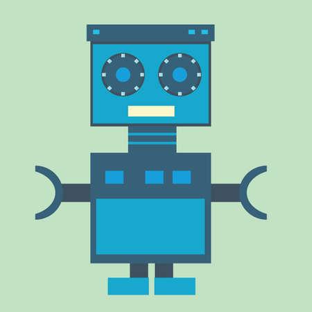 robot Stock fotó - 81419996