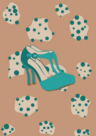 heels Reklamní fotografie - 106675113