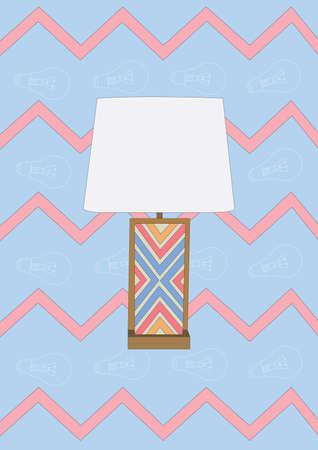 Lampe Standard-Bild - 81537428