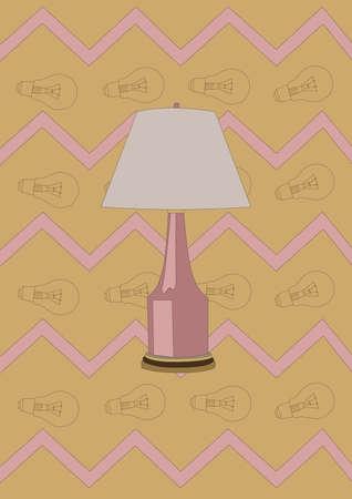 Lampe Standard-Bild - 81537509