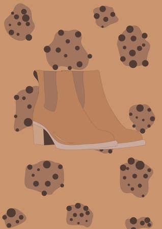 shoes Ilustrace