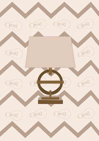 Lampe Standard-Bild - 81537589