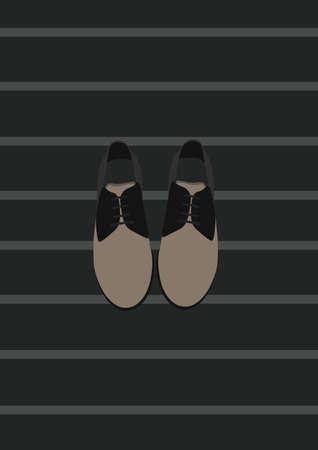 shoes 向量圖像
