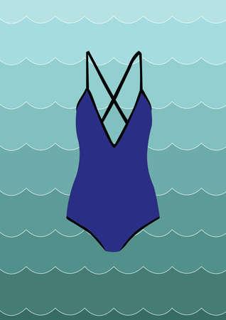 swimwear 版權商用圖片 - 81485704