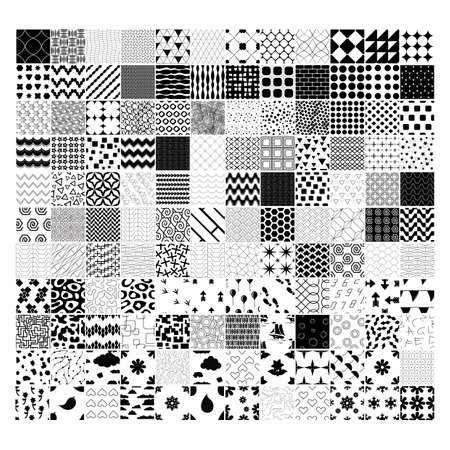 collection of abstract designs
