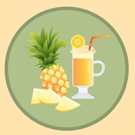 ananas SAP Stock Illustratie
