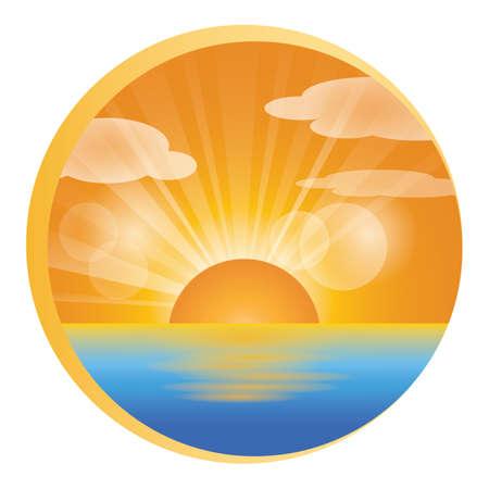 landscape icon Stock fotó - 106675168
