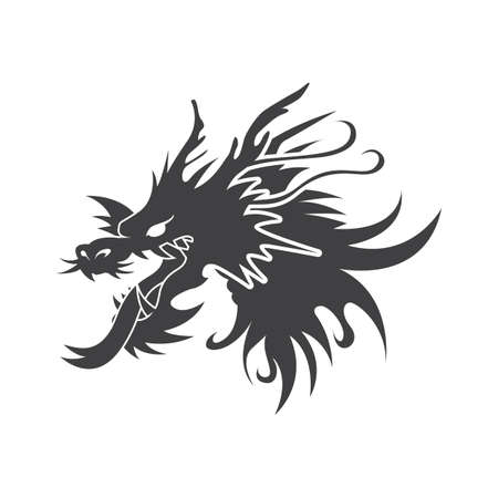 Dragon Banque d'images - 81589152