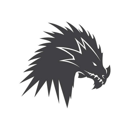ferocious: dragon