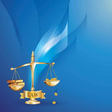 impartiality: law design Illustration