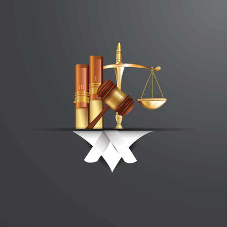 impartiality: law design Illustration