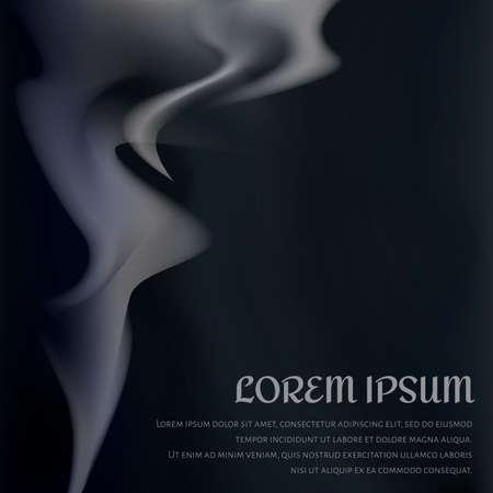 smoke background design