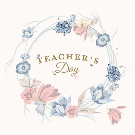 Diseño del día del profesor