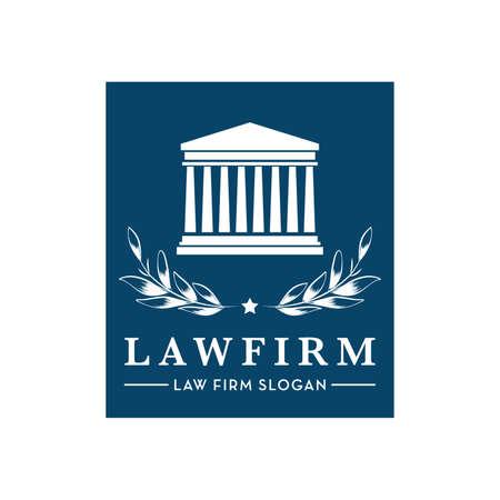law firm design Stok Fotoğraf - 73753957