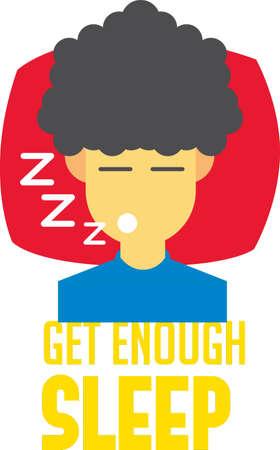 get enough sleep design