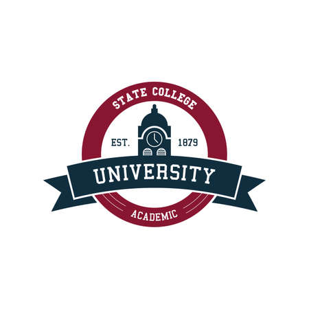 university state college academic design