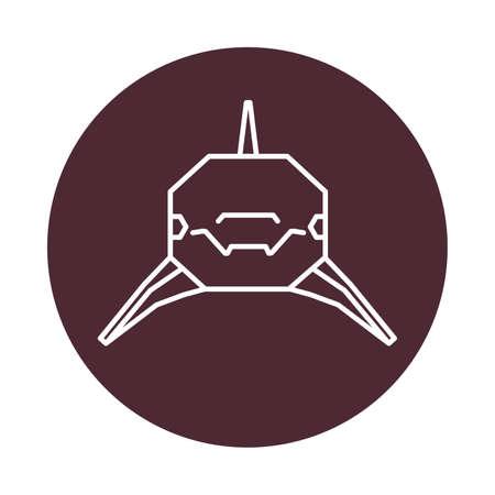 orca Stock Vector - 73755286