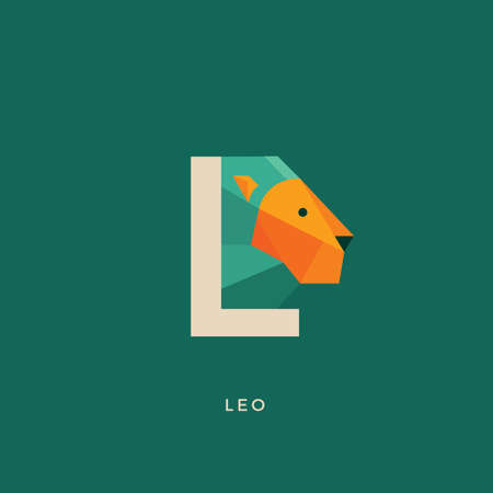 character traits: Leo Illustration