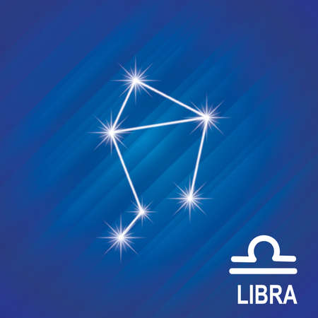 character traits: Libra Illustration