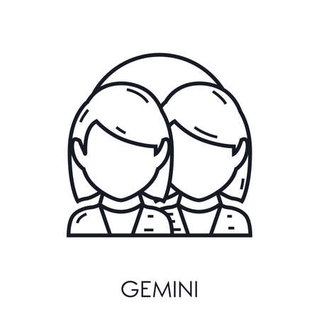 character traits: Gemini