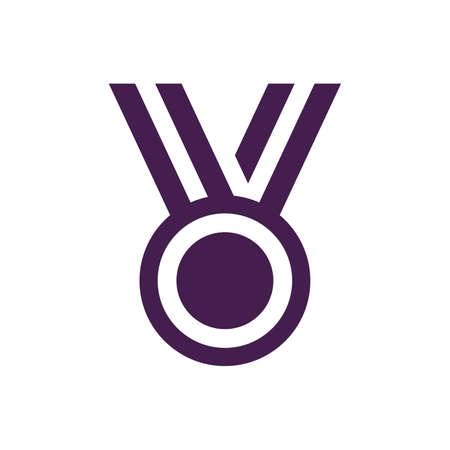 medaglia vincente