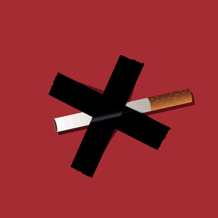 no to cigarette