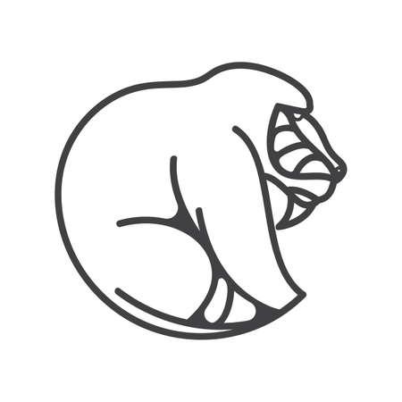 omnivorous: baboon