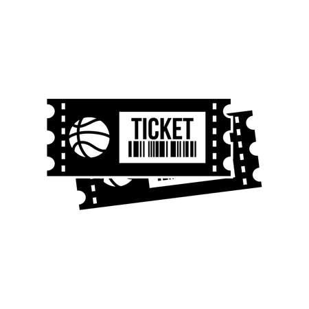 basketball ticket