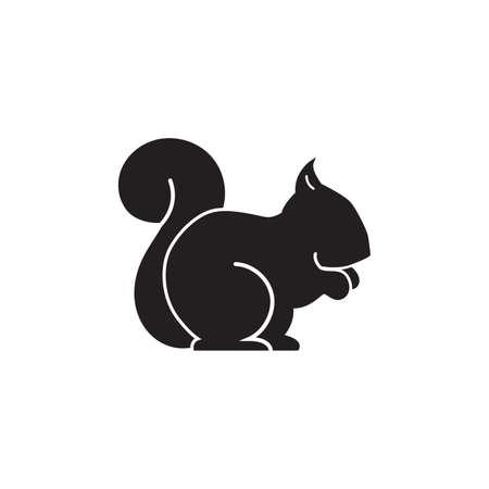 squirrel Иллюстрация