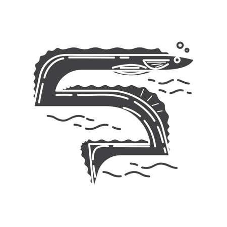 eel: eel Illustration