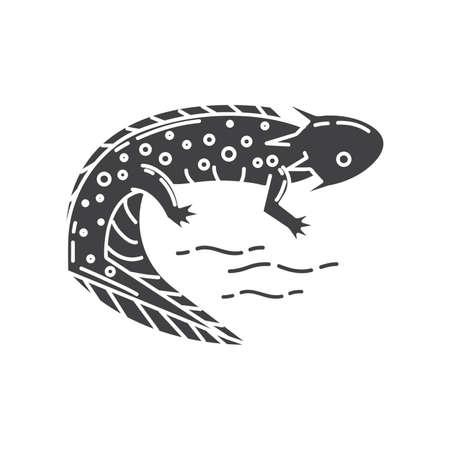 axolotl Illustration