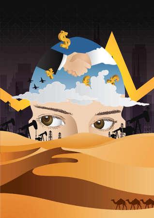 middle eastern poster design