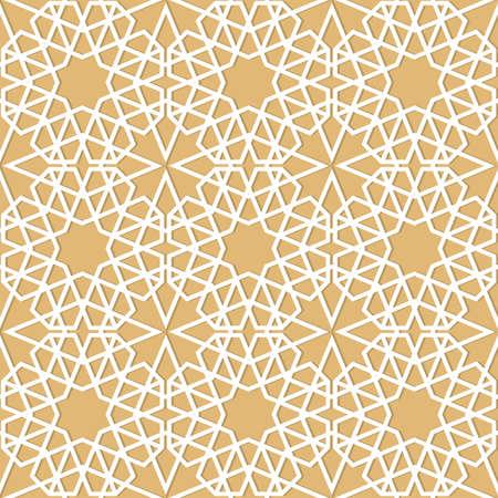 islamic geometric pattern design